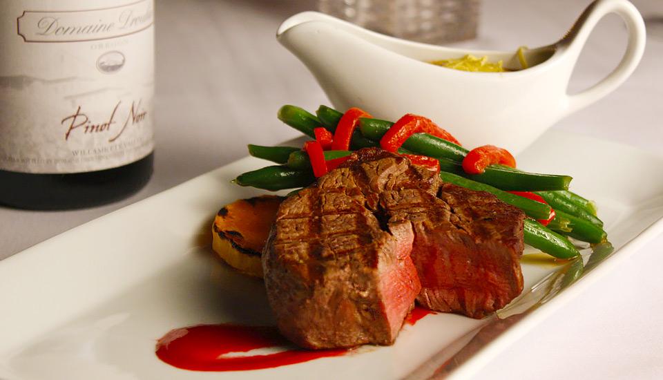 Wilfs Steak Dinner Portland